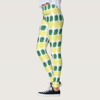 Leggings collection pineapple