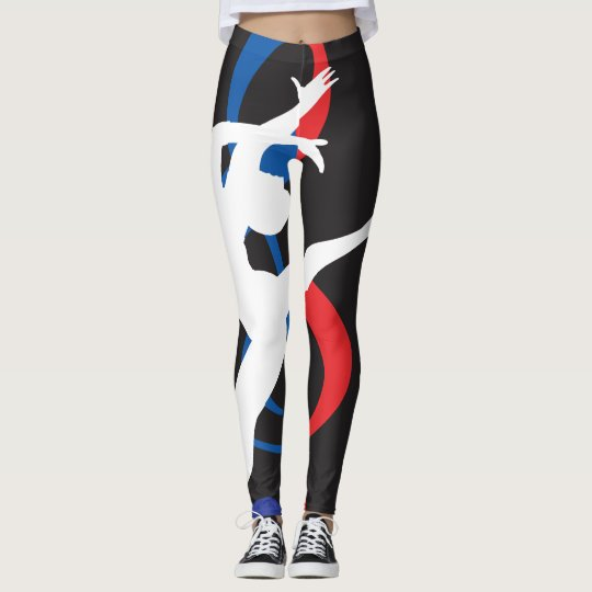 LEGGINGS DANCER HAVIC ACD