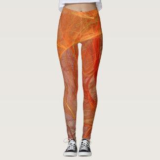 Leggings designed by Wonderstrands' Judy Powell