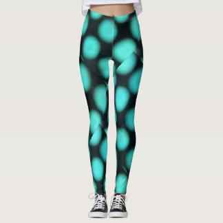 Leggings- Fuzzy Dots Leggings