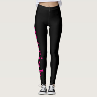 leggings guaranteed to spell your name right!!!