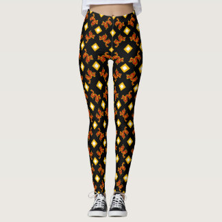 Leggings Imperial #10 Black