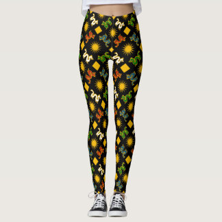Leggings Imperial #12 Black