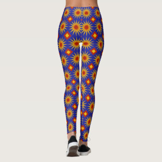 Leggings Imperial #1 Blue