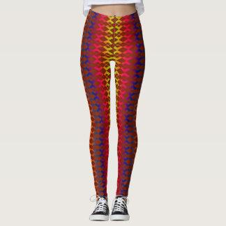 Leggings multicolored