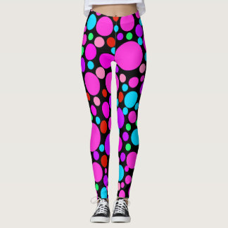 LEGGINGS POLKADOT