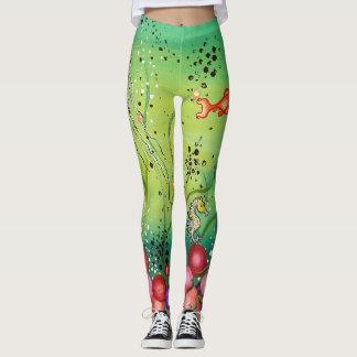 Leggings- Sea of Color Leggings