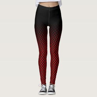 leggings square pattern