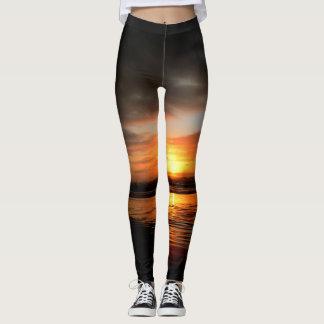 Leggings - Sunset
