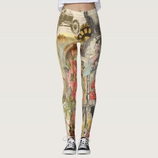 Leggings Whimsical design