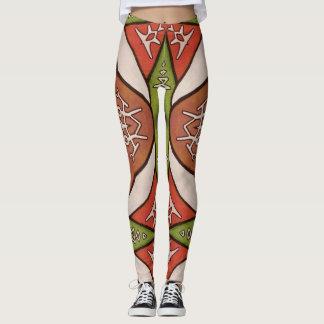 Leggings with samisk design entirely unique!