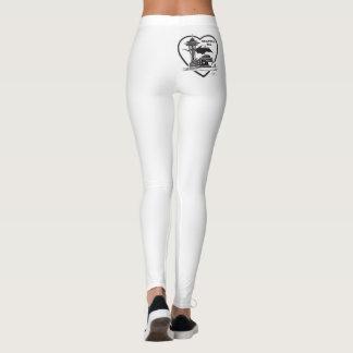 Leggings with Seattle design