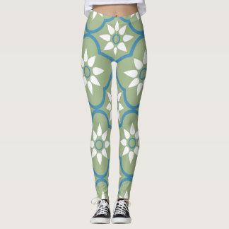 leggings | womens leggings | green leggings set