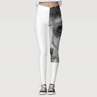 Leggings Yoga Pants Stone Aaron Vega Designs