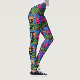 LEGGINGS YOUR Child's an ARTIST Custom Yoga Pants