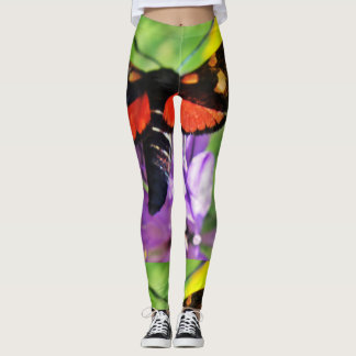 Leggins colorful butterfly leggings