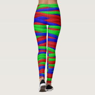 Leggins I adminiser extreme unction to multicolour Leggings