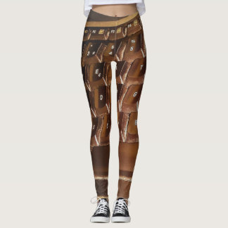 Leggins keys leggings