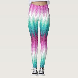 Leggins mix color leggings