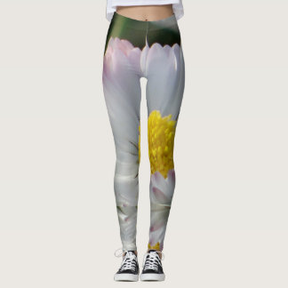 Leggins shiny daisy leggings