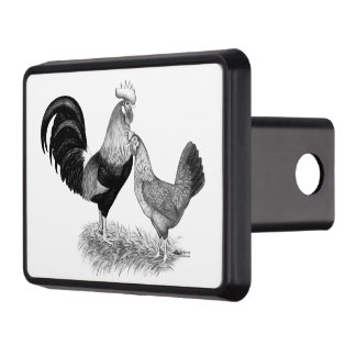 Leghorns Production Brown Chickens Hitch Covers