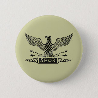 Legion Eagle 2 Inch Round Button