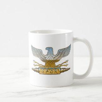 Legion Eagle Chrome Coffee Mug