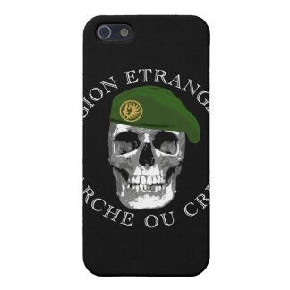 Legion Etrangere Skull iPhone Case iPhone 5 Cover