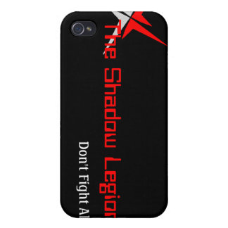 Legion Iphone Case Cases For iPhone 4