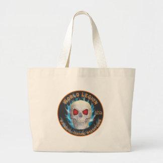 Legion of Evil Game Masters Jumbo Tote Bag