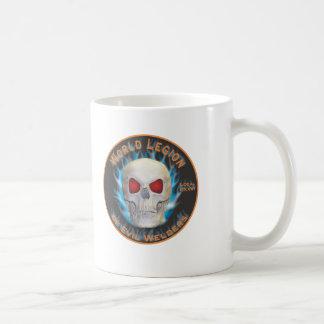 Legion of Evil Welders Basic White Mug