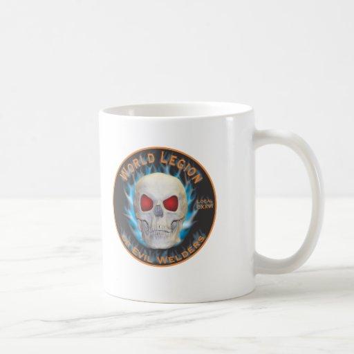 Legion of Evil Welders Mug