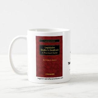 Legislative Drafter's Deskbook mug