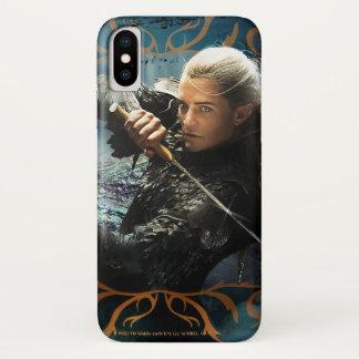 LEGOLAS GREENLEAF™ Graphic iPhone X Case