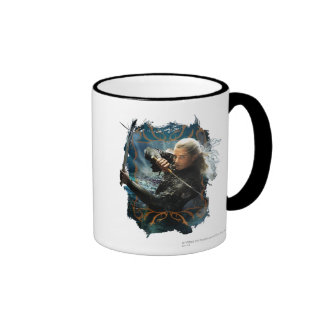 LEGOLAS GREENLEAF™ Graphic Ringer Mug