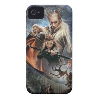LEGOLAS GREENLEAF™, TAURIEL™, and Thranduil iPhone 4 Cover