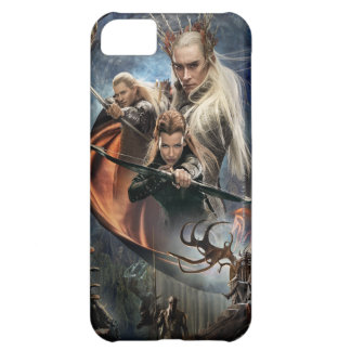 LEGOLAS GREENLEAF™, TAURIEL™, and Thranduil iPhone 5C Covers