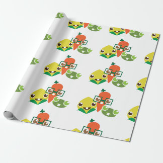 Legoom wrapping paper