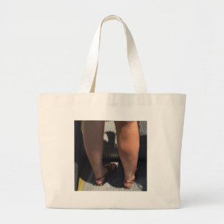 LEGS LARGE TOTE BAG