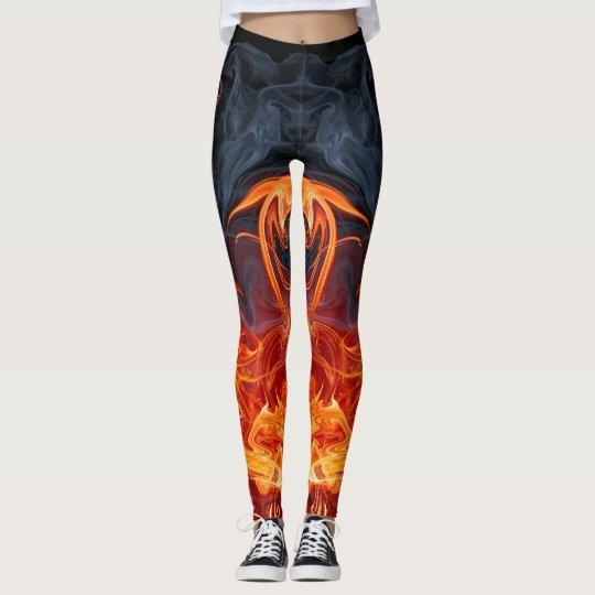 Legs of Fire Leggings