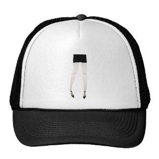legs trucker hat