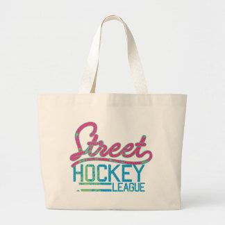 legue à l eau de rose d équipe de rue sacs en toile