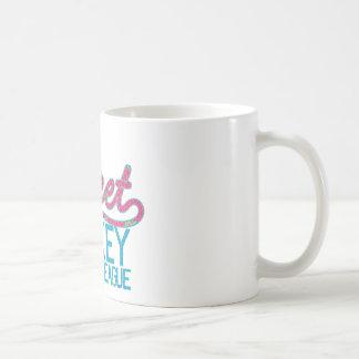 legue à l'eau de rose d'équipe de rue tasse