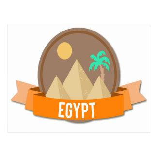 L'Egypte unique Cartes Postales