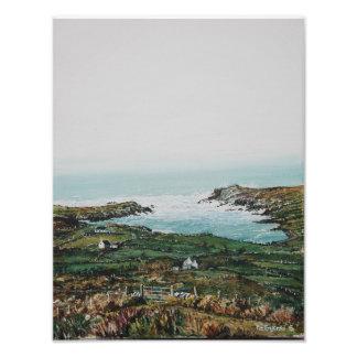 Lehanbeg Landscape: Original Oil , Photo Print