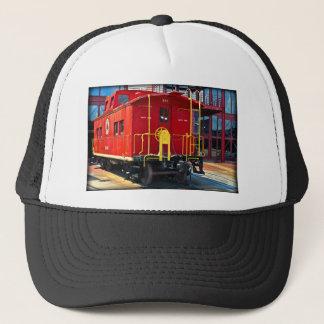 Lehigh/NE Caboose 583 Trucker Hat
