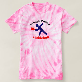 Lehigh Valley Pickleball Tie Dye Tee