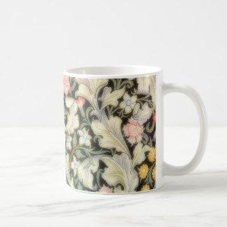 Leicester Vintage Floral Coffee Mug