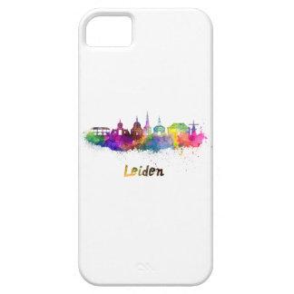 Leiden skyline in watercolor iPhone 5 case