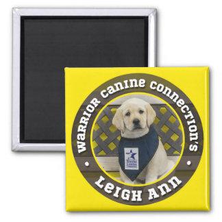Leigh Ann magnet
